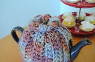 Silk Blend Tea Cosy